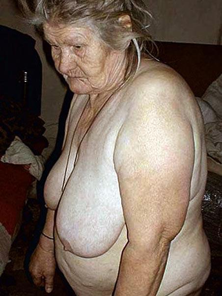 Фото жирных голых старух