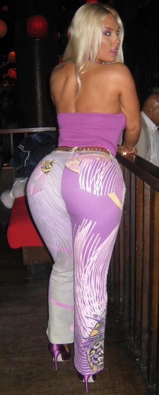 Her stinky butthole