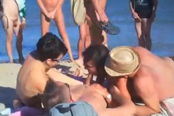 erotické masáže video sex na nudaplazi