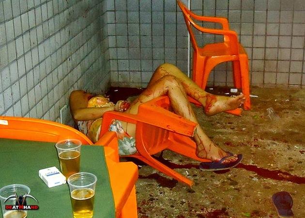 Маньяк Убивал Проституток