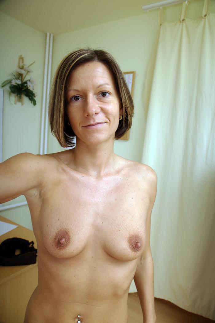 Cuming on tits