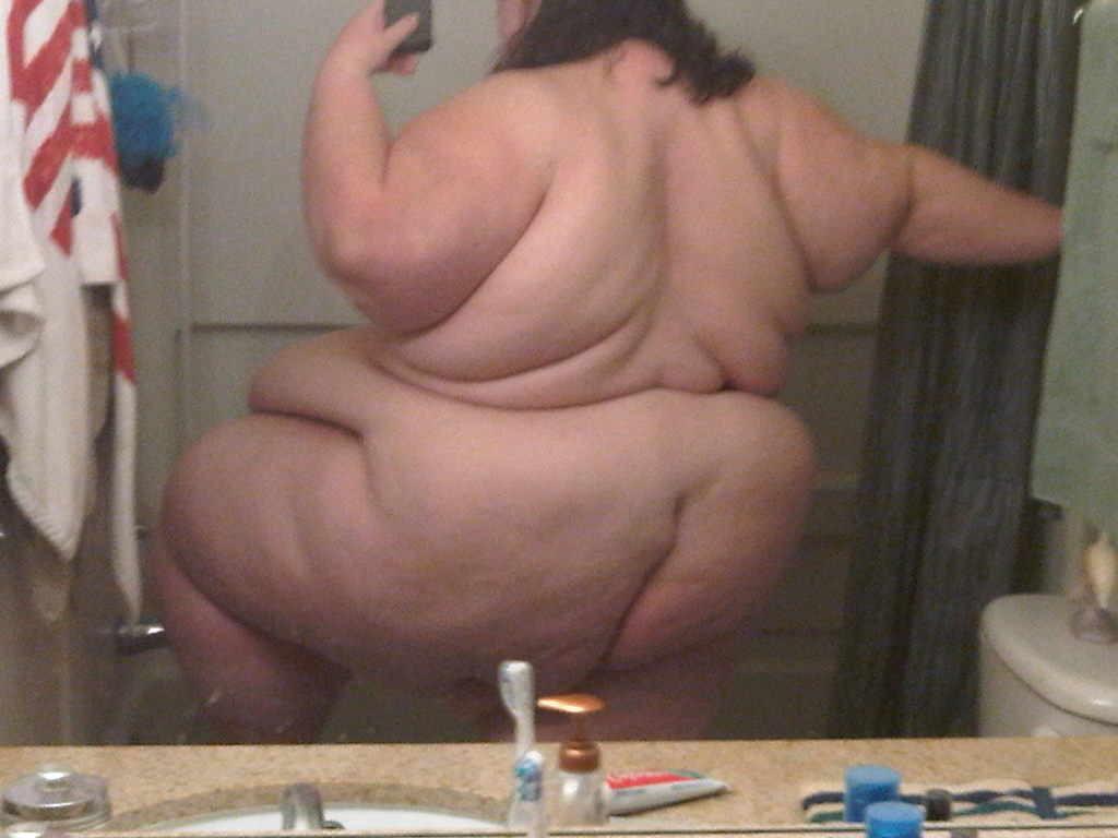 фото самых толстых голых девушек