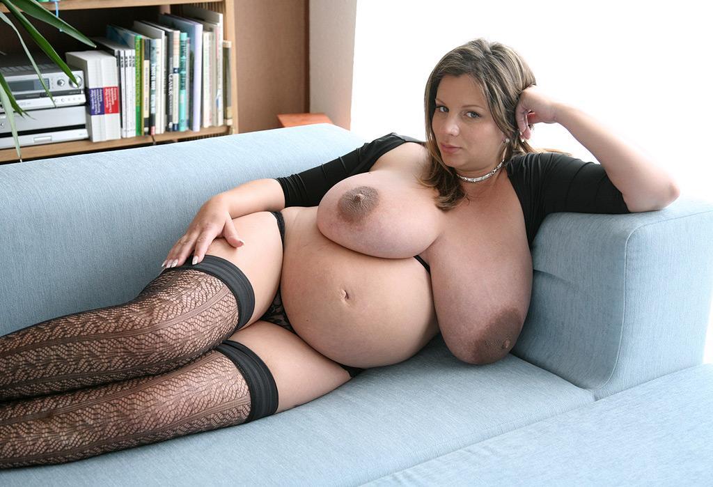 большое пузо порно фото