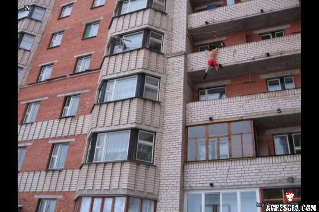Ответы@mail.ru: есля на балконе трусляшки развесить.. кто-ни.