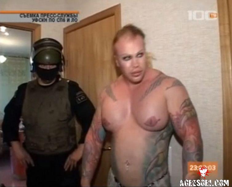 Александр Домбровский за гей-парад? Нажмите для предварительного просмотра